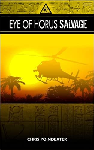 Amazon.com: The Eye of Horus Salvage (9781543195675): Mr ...