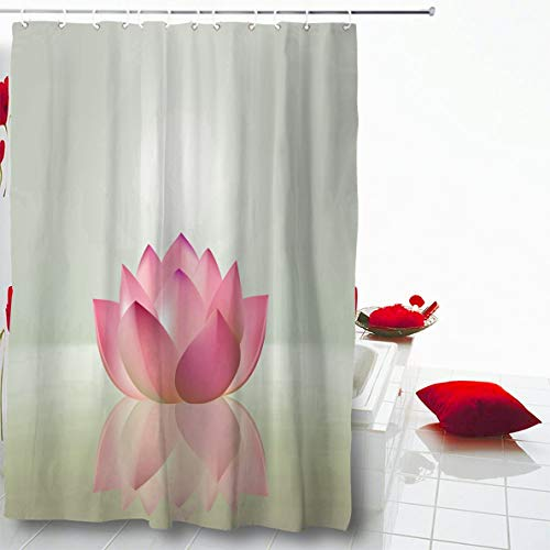 (Ahawoso Shower Curtain 60