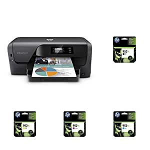Amazon.com: HP OfficeJet Pro 8210 Impresora inalámbrica con ...