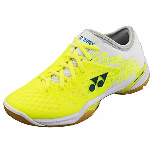 White Power Cushion 03ZL Yonex Women's Shoes Yellow wYTYq1U