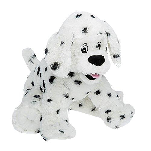 Dalmatian Fire Dog - Cuddly Soft 16 inch Stuffed Dalmatian...We stuff 'em...you love 'em!