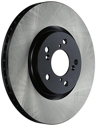 Centric Brake Rotors - Centric Parts 120.40071 Premium Brake Rotor with E-Coating