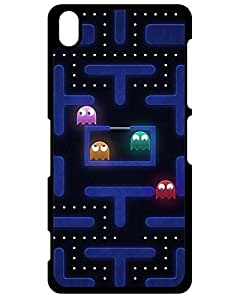 Martha M. Phelps's Shop 7270863ZA467800257Z3MINI 2015 Protective Tpu Case With Fashion Design For Sony Xperia Z3 Compact (Pacman Maze)