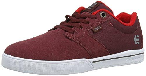 Etnies Jameson E-lite - Zapatillas de skateboarding Hombre Rojo (Maroon 625)