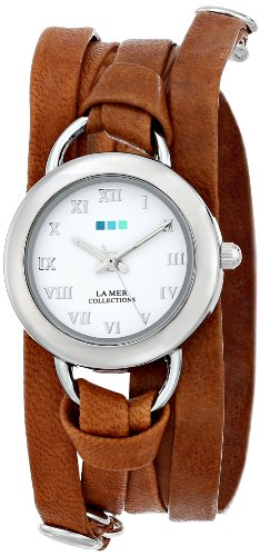 La Mer Collections Women's LMSATURN004 Stainless
