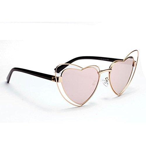 Vintage Sunglasses Heart Cat Style Retro UV Sunglasses Eye Shaped Pink Buauty qt6gwOE