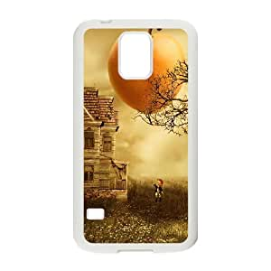 James and the Giant Peach Samsung Galaxy S5 Cell Phone Case White I0483553