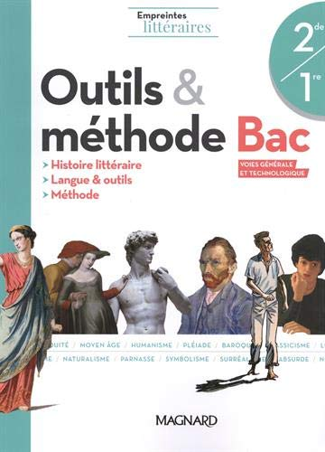 Outils Methode Bac 2de 1re Empreintes Litteraires Amazon