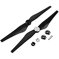 Drone Fans 1 Pair 1345 Quick Release Self-lock Self-tightening CW&CCW Propellers Carbon Fiber Prop Accessory for DJI Inspire 1