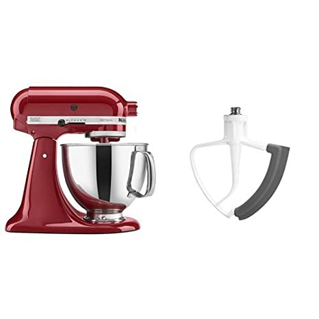 Amazon.com: KitchenAid KSM150PSER Artisan tilt-head Soporte ...