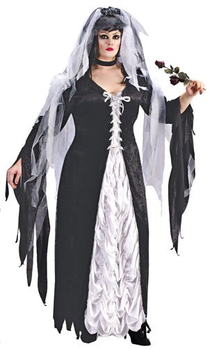 Bride (Classic Witch Adult Womens Costumes)