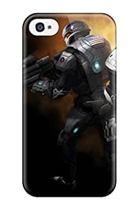 TYH - Premium Iphone 6 4.7 Case - Protective Skin - High Quality For Xcom Enemy Unknown ending phone case