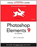 img - for Photoshop Elements 9 for Windows: Visual QuickStart Guide book / textbook / text book