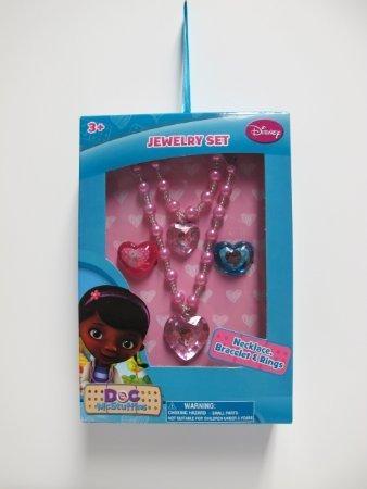 UPC 807716850116, Doc Mcstuffins Jewelry Box Set