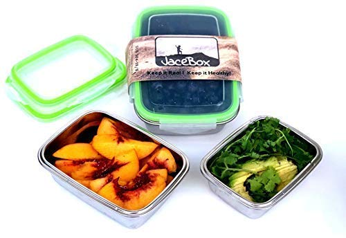 7d79e94693d9 JaceBox Stainless Steel Food Containers - Food Preservation - Import ...
