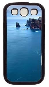 Redrock Custom Samsung Galaxy I9300/Samsung Galaxy S3 Case Cover Polycarbonate Black