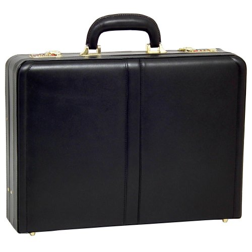 Mcklein USA 80475 Harper , Leather 4.5'' Expandable Attached Briefcase by McKleinUSA (Image #2)