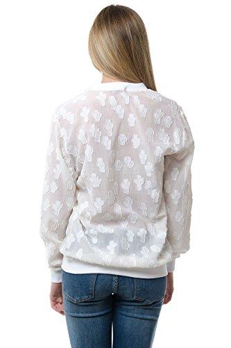 Sweatshirt KENZO Bianco