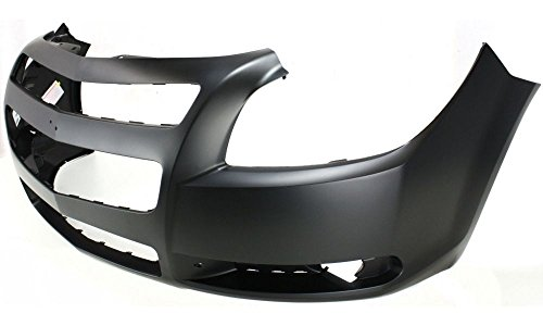New Evan-Fischer EVA17872016477 Front BUMPER COVER Primed Direct Fit OE REPLACEMENT for 2008-2012 Chevrolet Malibu *Replaces Partslink GM1000858 (2012 Malibu Front Bumper Cover compare prices)