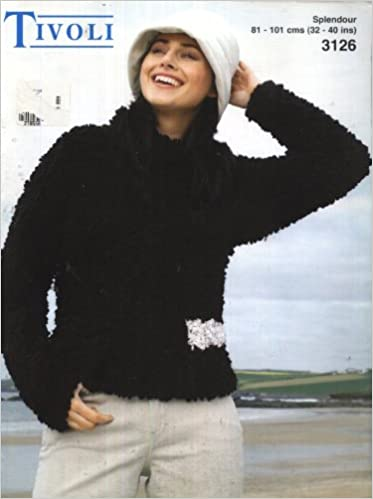 Tivoli knitting patterns image collections knitting embroidery tivoli knitting pattern 3126 ladies warm sweater 32 40in tivoli tivoli knitting pattern 3126 ladies warm dt1010fo