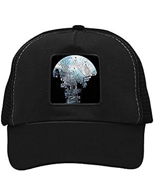 Unisex City Adjustable Classic Hiphop Hat Baseball Cap Snapback Dad Hat