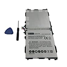 Samsung Galaxy Note 10.1 2014 Edition Tablet Battery (Li-Pol 3.8V 8220mAh) - Replacement For Samsung GALAXY NOTE 10.1 2014 (only the 2014 model) Tablet Battery (Embedded Battery w/ Tools)