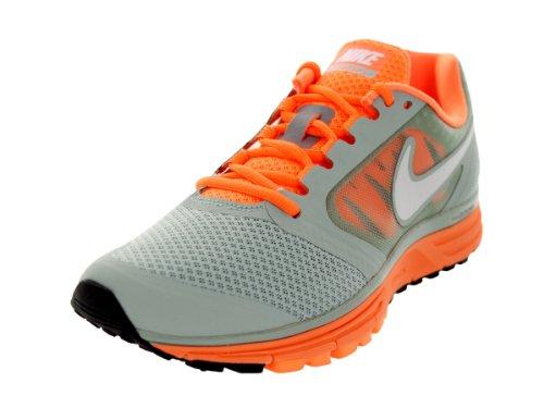 Nike Women's Zoom Vomero+ 8 Sea Spray/White/Atomic Orange Running Shoe 10 Women US