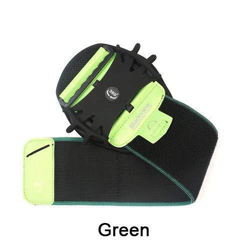 Original Blackview Sport Armband Running BV9500 Pro Armband Sports Armband Phone Holder for BV9500 BV6800 Pro BV9000 Pro (Green)