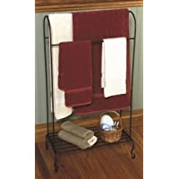 J&J Wire Quilt Holder with Shelf