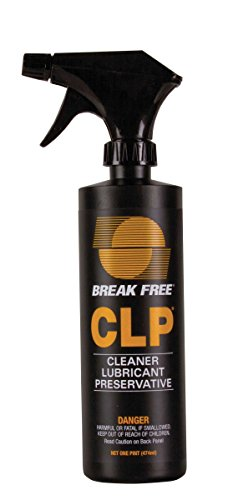 Break-Free 1009237  CLP-5 Cleaner Lubricant Preservative with Trigger Sprayer (1-Pint)