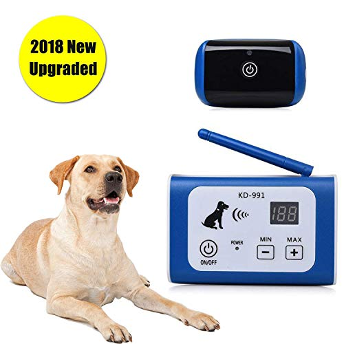 Wireless Electric Dog Fence System Outdoor Invisible Wireless Pet Fence Containment System