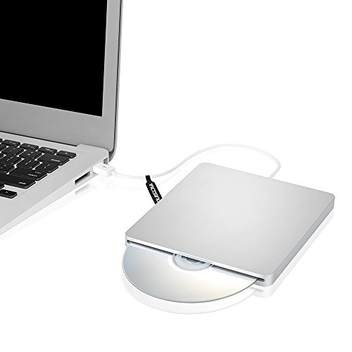 [Upgraded Version]VicTsing USB External Slot DVD VCD CD RW