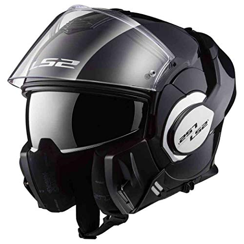 LS2-503991007XL/162 : LS2-503991007XL/162 : Casco integral VALIANT FF399 SOLID COLOR TITANIO TALLA XL: Amazon.es: Coche y moto