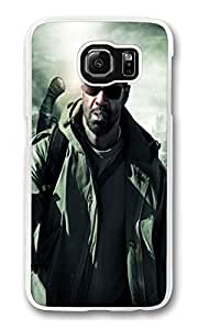 The Book Of Eli Denzel Washington Custom Samsung S6 Case Cover Polycarbonate Transparent by Maris's Diaryby Maris's Diary