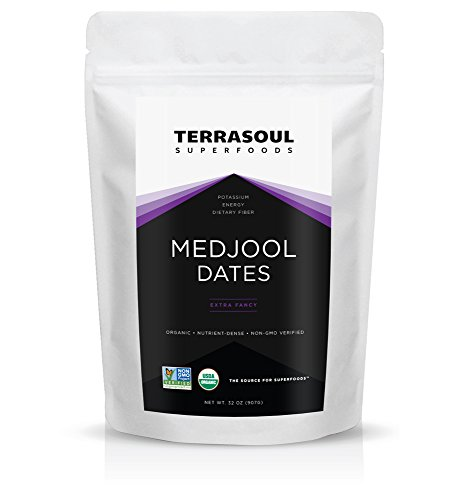 Terrasoul Superfoods Organic Medjool Pounds product image