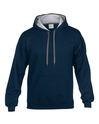 shirt Homme Sport À Absab Navy Grey Sweat Capuche Ltd Aw6Uq6