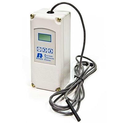 RANCO ETC-211000 Digital Temperature Control 2 stg [Misc.]
