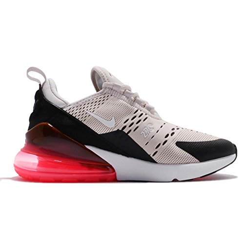 Nike Air Max 270 (GS), Scarpe Running Uomo Multicolore (Light Bone/White-bla 002)