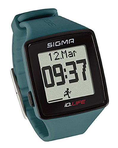 Sigma Sport ID.Life Heart Rate Monitor & Activity Tracker, Teal