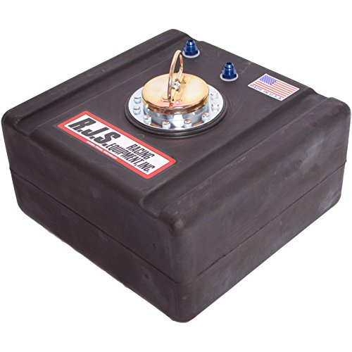 RJS SAFETY Black Plastic 11 gal Economy Fuel Cell P/N 3008301