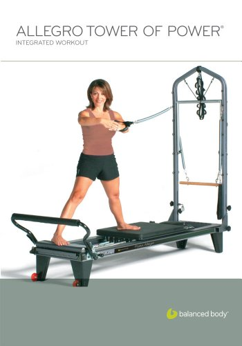 Allegro Tower: Integrated Workout