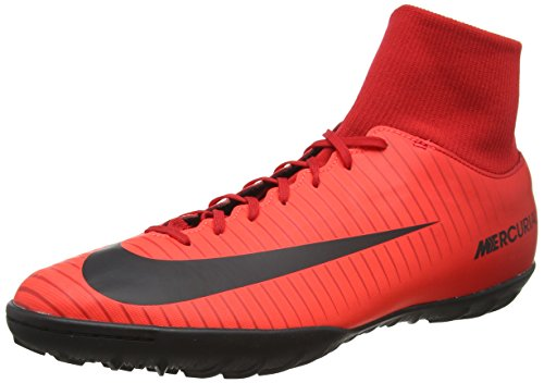 NIKE MercurialX Victory VI DF TF Men's Soccer Dynamic Fit Turf Shoes (10 D(M) US)