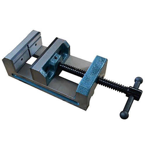 HHIP 3901-0184 Pro-Series Industrial 4'' Drill Press Vise by HHIP (Image #1)