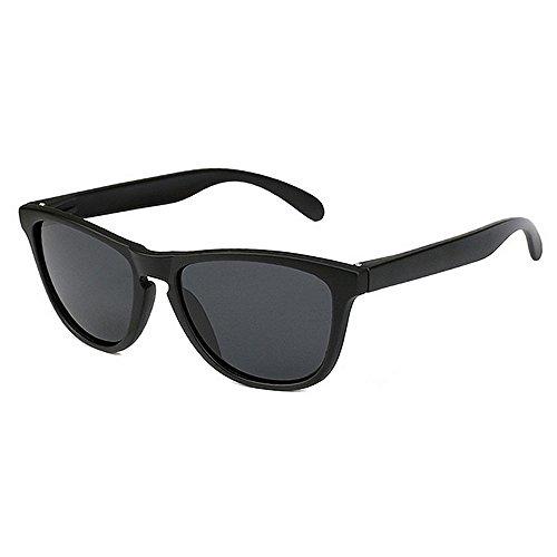 Polarizadas Hombre Y HD Sol Gafas Sol LBY Gafas de Hombres Negro para para Azul Color Mujeres De HwUfxqt