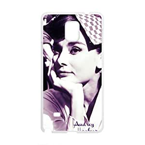 Happy Beautiful Woman Hot Seller Stylish Hard Case For Samsung Galaxy Note4