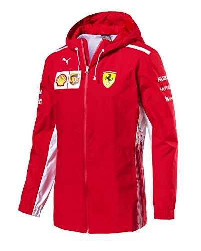 ebfdbfce1dda09 Image Unavailable. Image not available for. Color  PUMA Ferrari Replica  Team Jacket