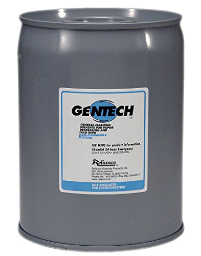 GenTech TCE Replacement Non-Flammable Solvent by Reliance Specialty Products, Inc.