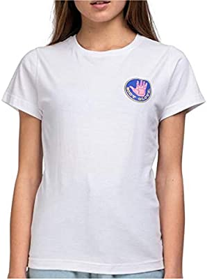 Body Glove T-Shirt OG Logo Colour tee Camiseta, Mujer, White, L: Amazon.es: Deportes y aire libre