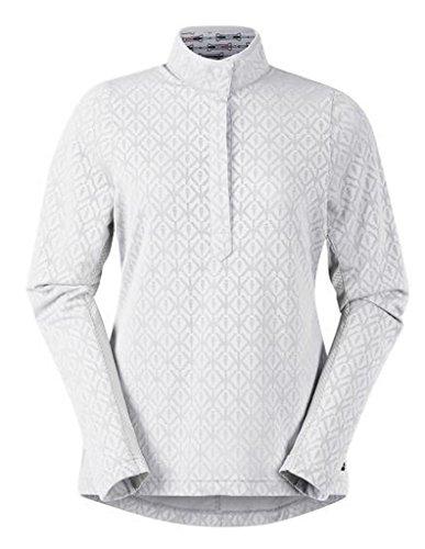 Kerrits Sport Show Shirt L/S White Size: Small