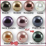 Wholesale Lot 500 4mm Swarovski 5810 Crystal Pearl Beads 10 Colors